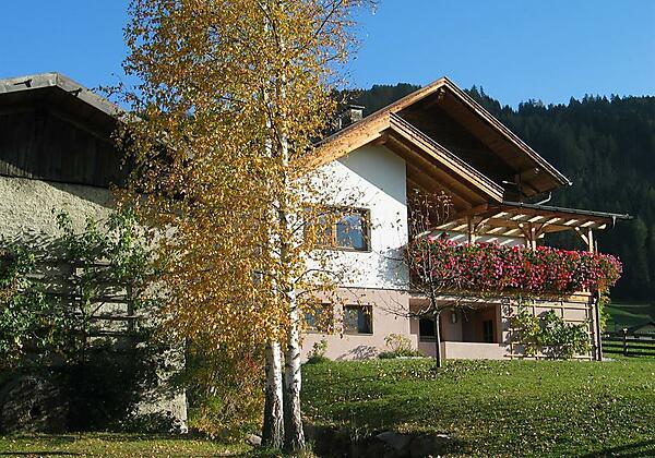 Ferienhaus Herbst