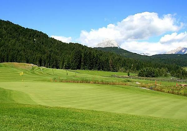 Golf SeefeldReith