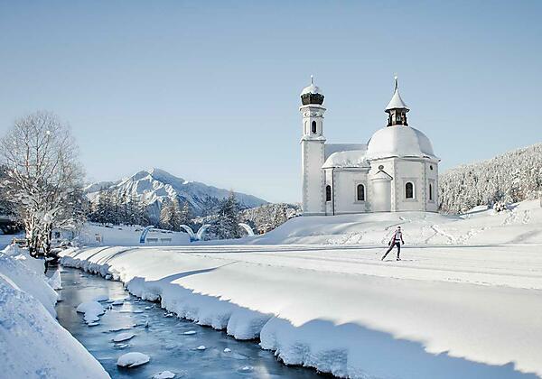 Winter in Seefeld
