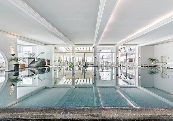 Wellness Spa TOP Hotel Hochgurgl 5 Sterne Superior