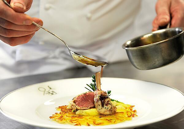 Gourmet TOP Hotel Hochgurgl 5 Sterne Superior  (1)