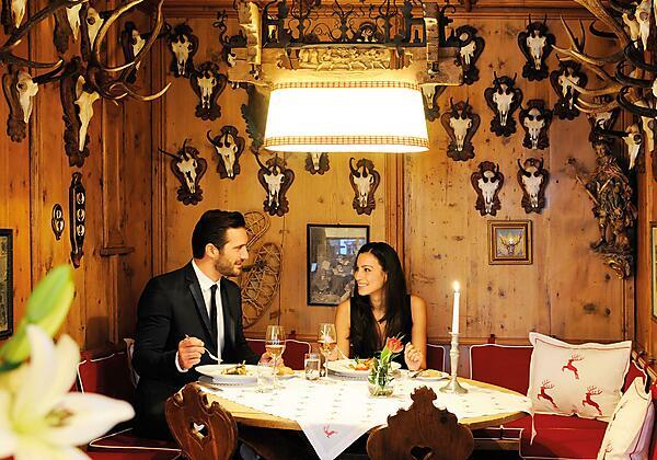 Gourmet TOP Hotel Hochgurgl 5 Sterne Superior  (3)