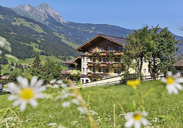 Landhotel-Untermuellnergut-Aussen-Sommer