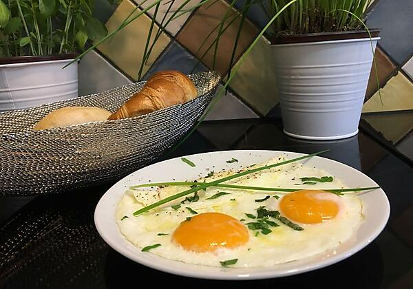 Frühstücks-Spiegelei