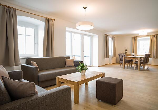 Wohnzimmer Villa Julia   Zell am See