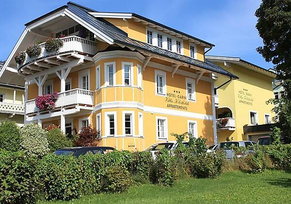 Außenansicht Villa Klothilde