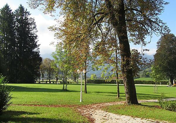 Parkanlage Villa Sonnwend