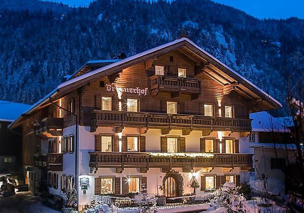Winter am Brixnerhof