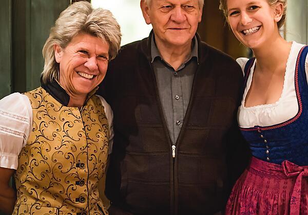 Vital-Hotel Post im Winter