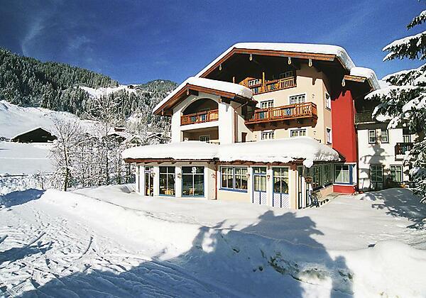 Vital- & Familienhotel Angerwirt im Winter