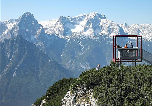 Hotel Stoderhof Eingang