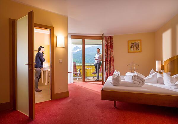 Schwimmbad Abend