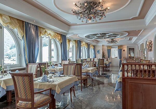 Italienischer Speisesaal