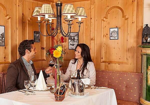 Doppelzimmer 'Tyrol mit Erker' vom Wellness Sporthotel Alpenhof