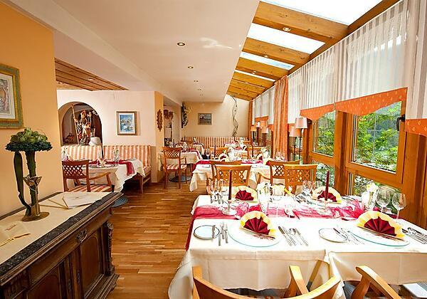 Restaurant Wintergarten Hotel Felsenhof