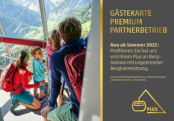 Gästekarte Premium