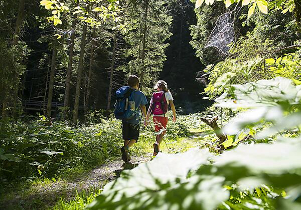 Wandern in der Klostertale - Arlberger Bergwelt