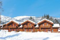 Ferienhäuser am Skicenter in Vrådal