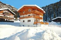 Appartements Alpenmond in Leutasch