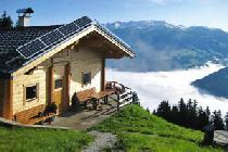 Almhütte in Hippach im Zillertal