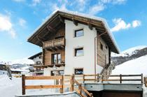 Pistenappartements in Livigno