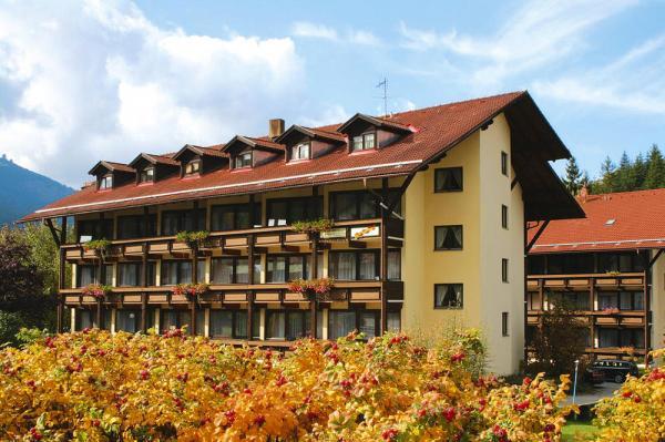 Aparthotel Arberblick in Bayerisch Eisenstein
