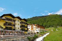 Sporthotel Residence Paradies in Sulden
