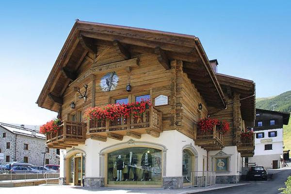 Appartements in Livigno