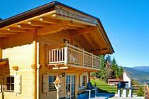 Chalet Bergjuwel in Hippach im Zillertal