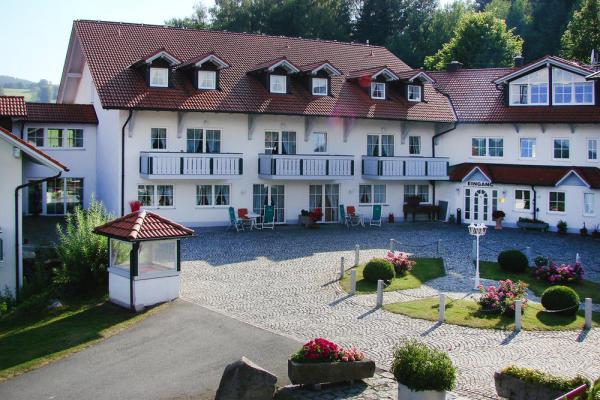 Appartements Richterhof in Kollnburg