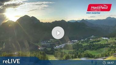 Wetter Nassfeld 14 Tage